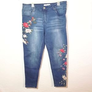 Sandpiper Cropped Jeans